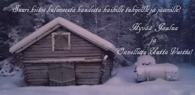 Hyvää Joulua 122015