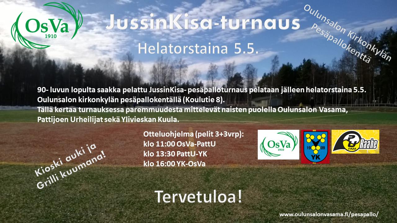 JussinKisa2016