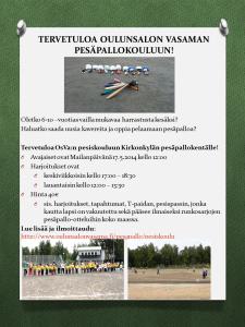 Pesiskoulu mainos 2014 OsVa_1